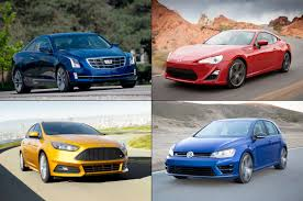 10 fabulous feeling manual cars to buy in 2015 motor trend