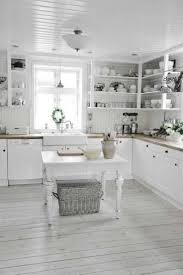 Decoupage Kitchen Cabinets 33 Shabby Chic Kitchen Ideas The Shabby Chic Guru