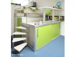 bureau enfant original lit bureau mezzanine mobilier enfant mezzanine loft