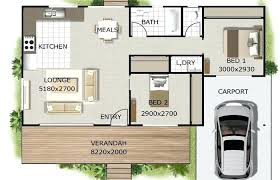 one cottage plans plans small 2 bedroom cottage plans