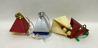 origami ornament christmas tree box youtube