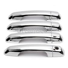 nissan qashqai outer door handle removal chrome door handle cover exterior molding trim for toyota prado