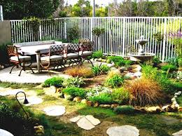 interior outdoor vegetable garden design ideas fence decorations