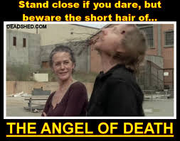 Walking Dead Meme Season 1 - deadshed productions short haired danger the walking dead 3x10