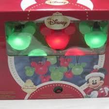 Amazon Christmas Lights Disney Mickey Mouse String Lights From Amazon Disney Christmas