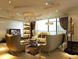 beautiful ceiling decor for living room interior design ideas