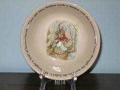 wedgewood rabbit wedgewood rabbit original 3 set from borsheims for
