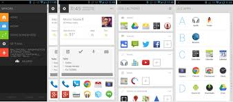 review aviate is a fresh face for your android phone geek com