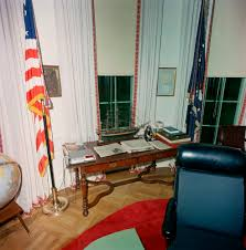 state funeral of president kennedy white house redecorated oval