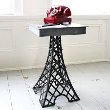 eiffel tower table we need one of these for the leaning tower of pisa fancy