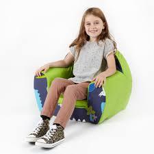 Toddlers Armchair Giraffe Animal Childrens Kids Comfy Foam Chair Toddlers Armchair