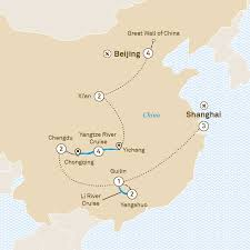 China Eclipses Europe As 2020 Grand China Luxury River Cruises From Scenic