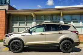 Ford Escape Ecoboost - 2017 ford escape se ecoboost doubleclutch ca