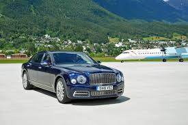 green bentley bentley u0027s mulsanne could spawn an even more lavish sedan
