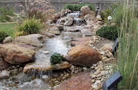 lawn u0026 garden 20 best garden and backyard waterfalls design