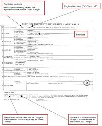 birth certificate australian unique student identifier
