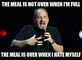 Overeating Meme - stuff the turkey not yourself five ways to avoid overindulging