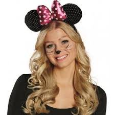 Buy Glam Red Minnie Costume by