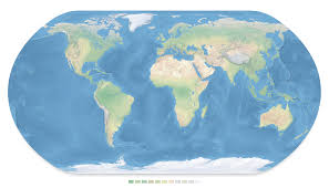asia map no labels physical map of the world