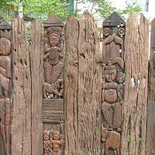 using wooden railway sleepers in your garden