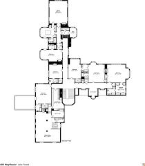 large estate house plans schweppe mansion second floor plan historic house plans