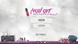 nail art beauty salon game diy android apps on google play