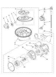 kenmore 665 dishwasher
