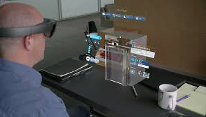 customizing the future of industry in mixed reality vrscout
