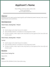teachers resume exles sle resume template teachers resume high school math