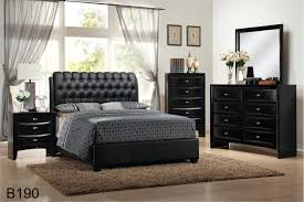 stunning black leather frame picture ideas houston 4 drawer brown