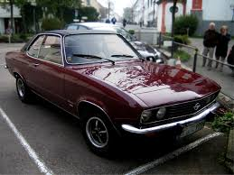 1970 opel 4 door opel manta brief about model