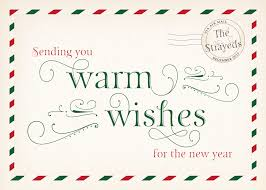 airmail warm wishes spectacle design studio