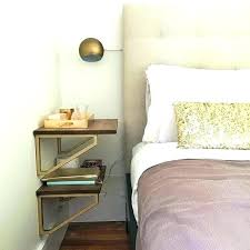 small bedside table ideas night tables for small spaces small bedside table ideas best white