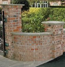 Garden Walls Bolton Brick Stone Walls Fencing Bolton Fence Panels - Brick wall fence designs