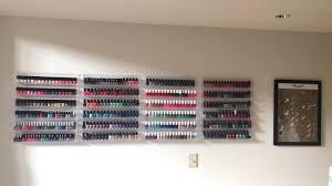 beautiful nail polish rack nail nails art