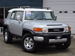 toyota usa used 2008 toyota fj cruiser at auto house usa saugus