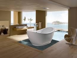 Open Bathroom Designs Bathroom Large Mirrored Wall Panel Modern Bathroom Design Interior