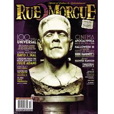 the halloween party from the black lagoon rue morgue 127 halloween double issue rue morgue