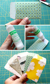 Make Your Own Envelope Best Of Diys Easy Tiny Envelopes Poppytalk