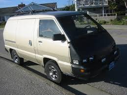 toyota minivan cars of a lifetime 1987 toyota 4 4 van u2013 you just can u0027t kill it