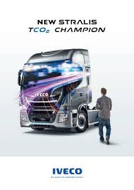 new iveco stralis brochure by iveco issuu