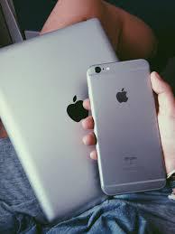 iphone 6s plus gris espacial y ipad gris espacial iphone 6s plus