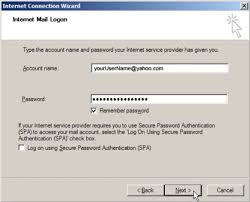 Email Yahoo Setup Yahoo Mail In Outlook Express