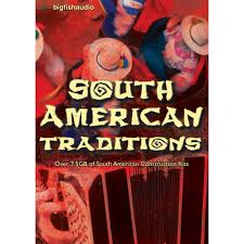 big fish audio south american traditions dvd sat01 orwx b h
