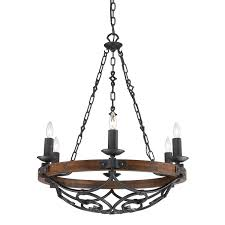 Small Black Chandelier Small Wrought Iron Chandelier Otbsiu Com