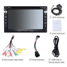 1024 600 multi touch capacitive screen android 6 0 2001 2002 2003