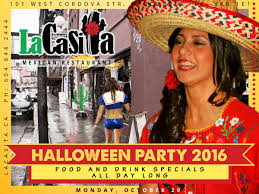 2016 halloween party with drink and food specials in vancouver bc