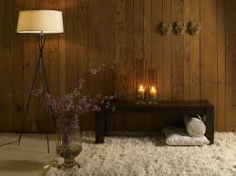 retro wood paneling how to update cozy wood paneling