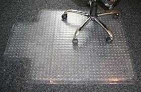 desk chair carpet protector carpet protector home office chair spike mat non slip clear frosted