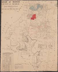 Paper Town Map Australian Maps For Family Historians National Library Of Australia